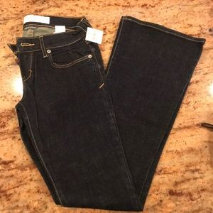Abercrombie & Fitch Madison bootcut jean